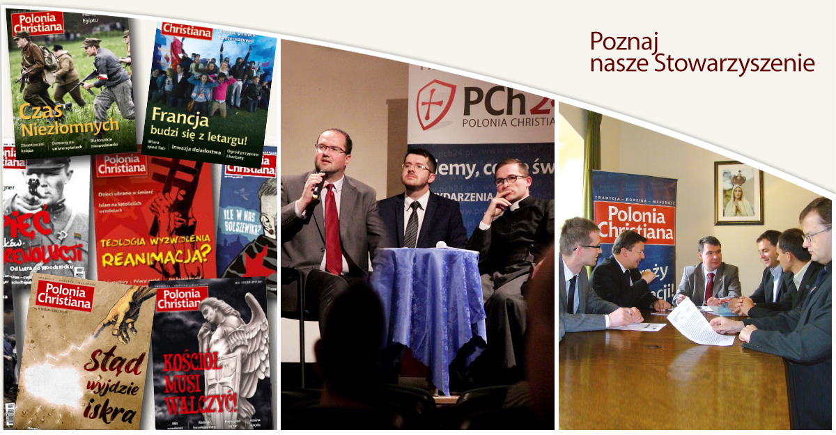 Poznaj Stowarzyszenie Polonia Christiana