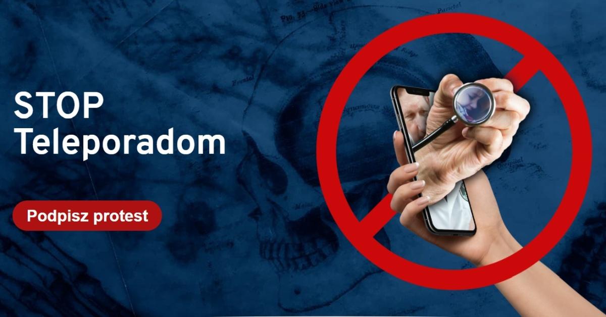 Petycja Stop teleporadom