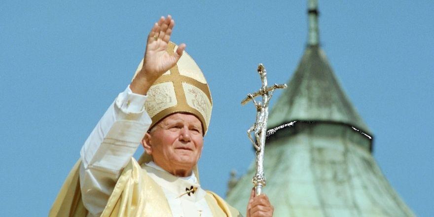 Grzegorz Kucharczyk o programie dla Polski św. Jana Pawła II