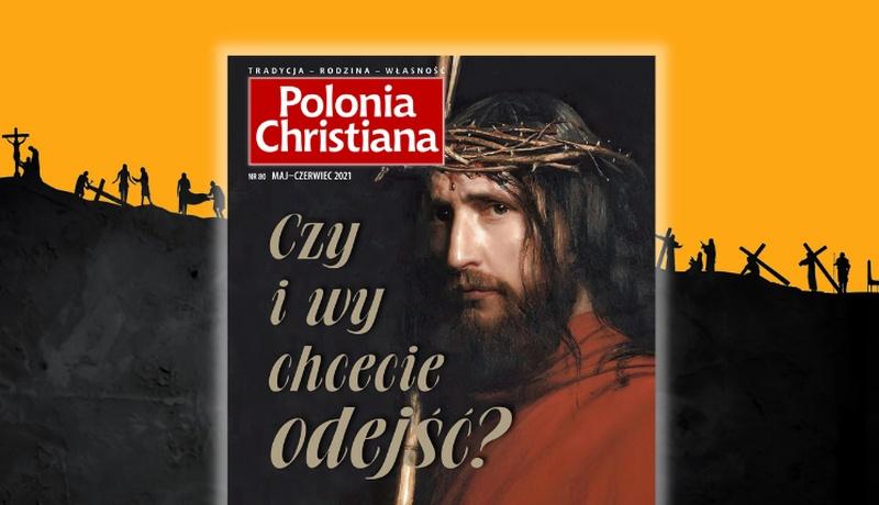 Polonia Christiana - okładka 80. numeru