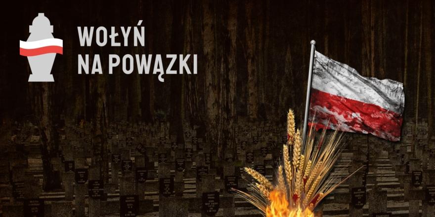 """Akcja """"Wołyń na Powązki"""""""