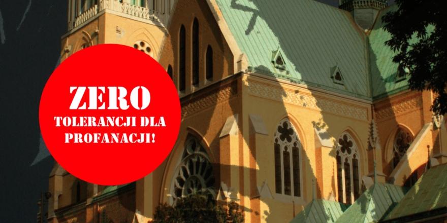 obrona kościoła