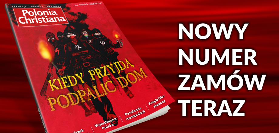 Polonia Christiana nr 82 - prześladowania katolików
